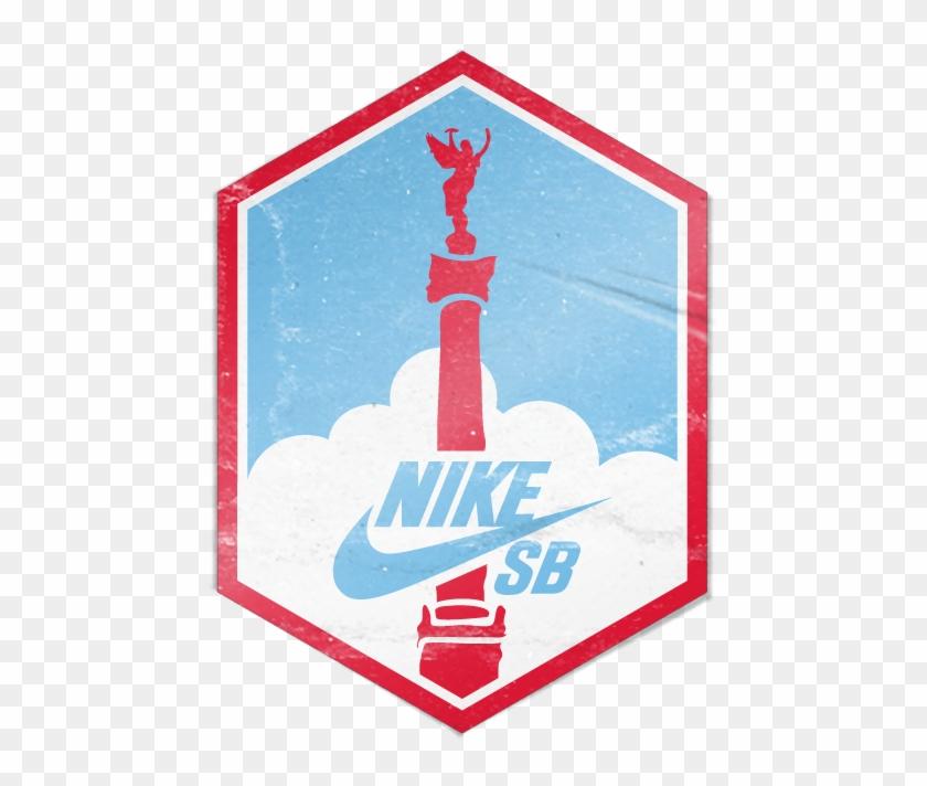 df7ddfb8dc Nike Sb, Skatedeluxe Addatrick Logo - Nike Sb, HD Png Download ...