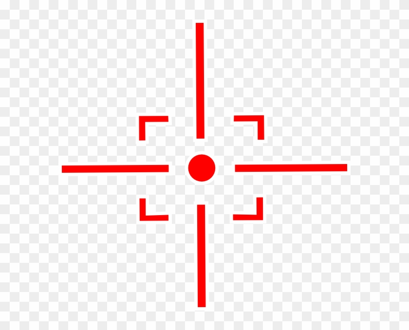 Red Sniper Target Png Transparent Png 600x5983351621