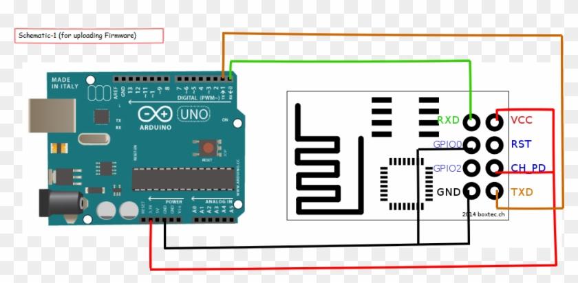 diagram arduino wiring esp8266 l298n arduino dc motor control, hd Breadboard Wiring Diagram