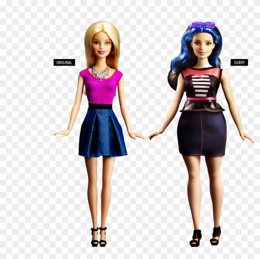 Will You Be Purchasing One Of These New Barbies For Barbie Curvy Hd Png Download 1200x976 3363125 Pngfind