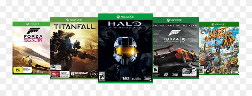 Games - Ps4 Games And Xbox Games, HD Png Download - 768x432(#3381614