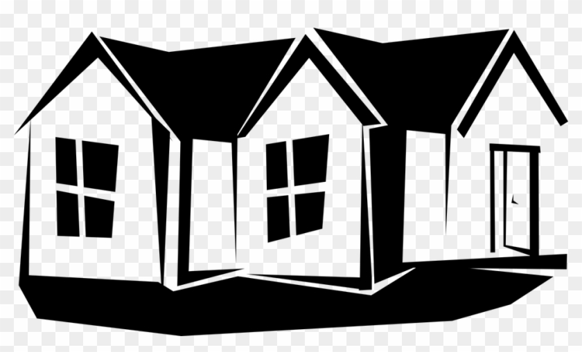 rumah vector png house clipart black and white png transparent png 960x536 3382845 pngfind rumah vector png house clipart black