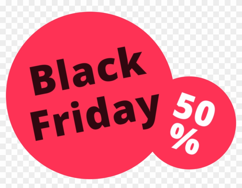 50% Black Friday Discount On Resolume - Circle, HD Png