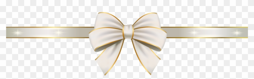 Christmas Bow Svg.White Christmas Bow Png Svg Freeuse Library Transparent Png