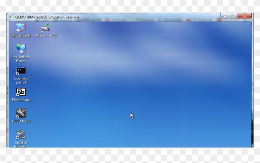 Hirens Boot Cd Windows - Windows, HD Png Download - 816x638(#3401873