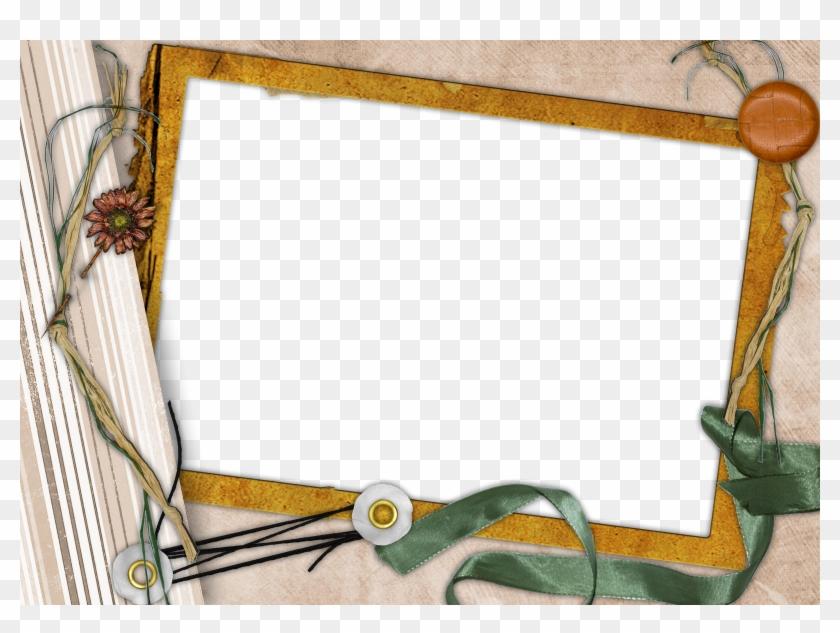 Photoshop Frame Png Borders - Scrapbook Page Scrapbook
