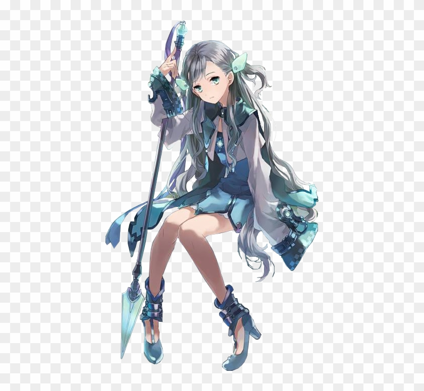 Anime Render Png Anime Girls With Magical Powers Transparent Png 500x707 3421849 Pngfind