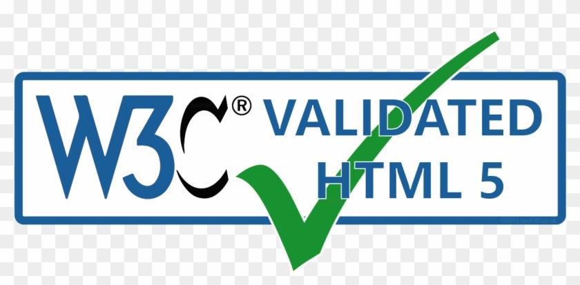 Valid HTML5!