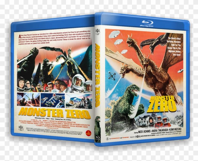 Image - Godzilla Vs Monster Zero, HD Png Download - 1023x768