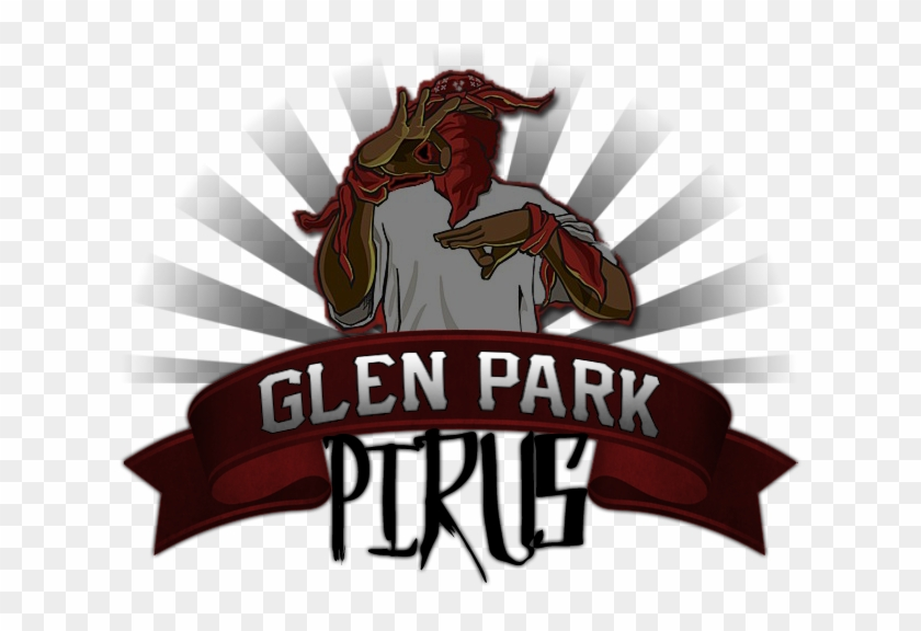 Glenparkpiru2 - Gta 5 Piru Gang Emblems, HD Png Download - 700x500