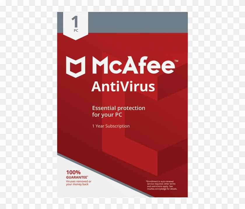 Mcafee - Mcafee Antivirus Plus 2018, HD Png Download