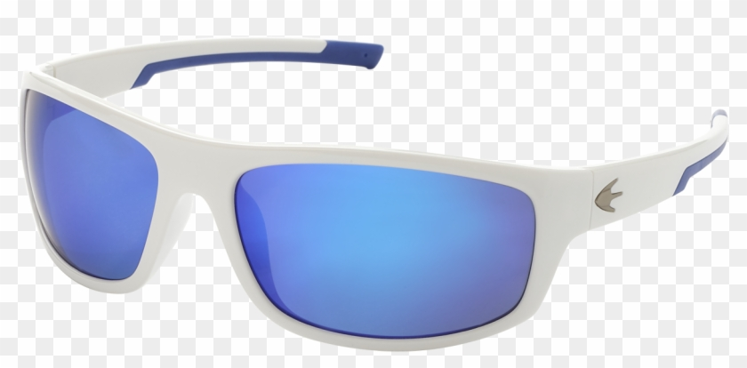 Stingray Eyewear Flathead With Blue Lens - Plastic, HD Png