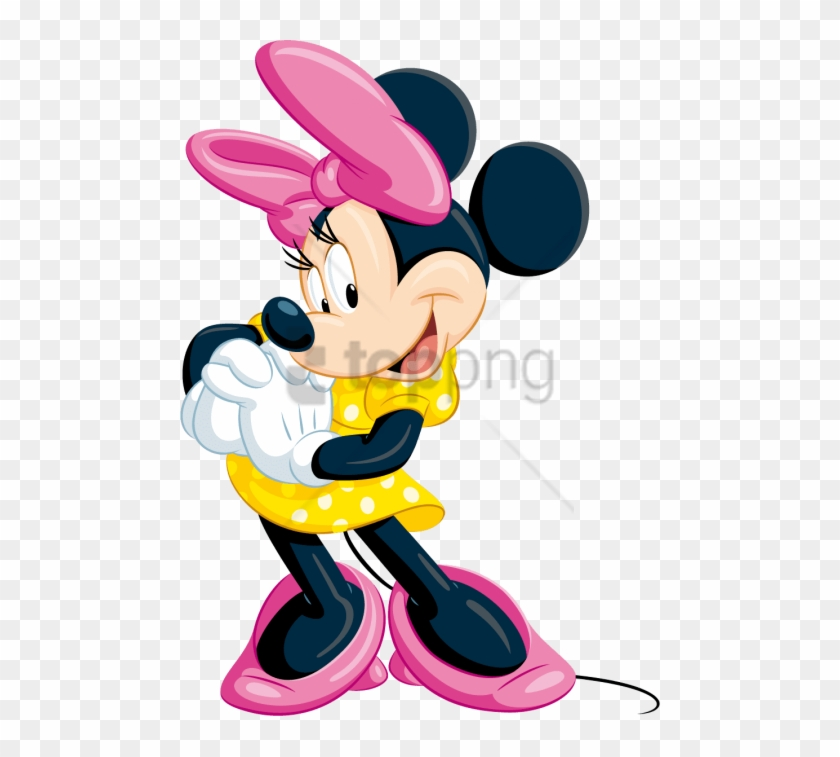 Free Png Minnie Png Png Image With Transparent Background