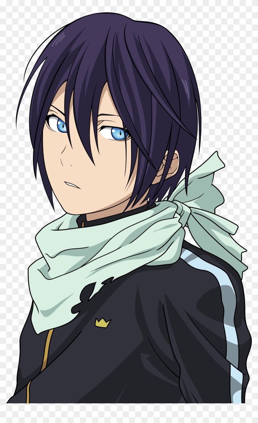 346 3462218 noragami yato no kami anime drawing fan art