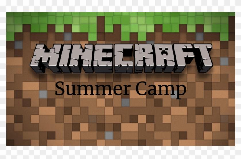 Minecraft - Minecraft Logo 2560 X 1440, HD Png Download