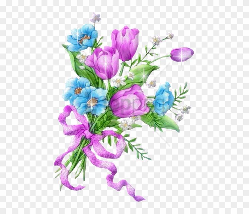 Fiori Png.Free Png Fiori Colorati Per La Festa Della Mamma Happy Mothers