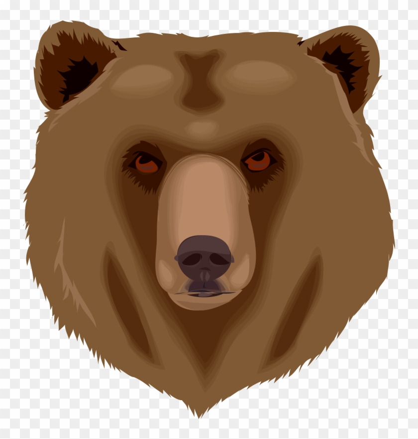 Grizzly bear. Kb hd clipart