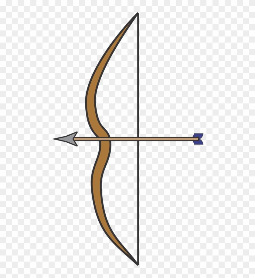 Bow,arrow,bow Arrow,archery,target,bow And Arrow,free - Bow