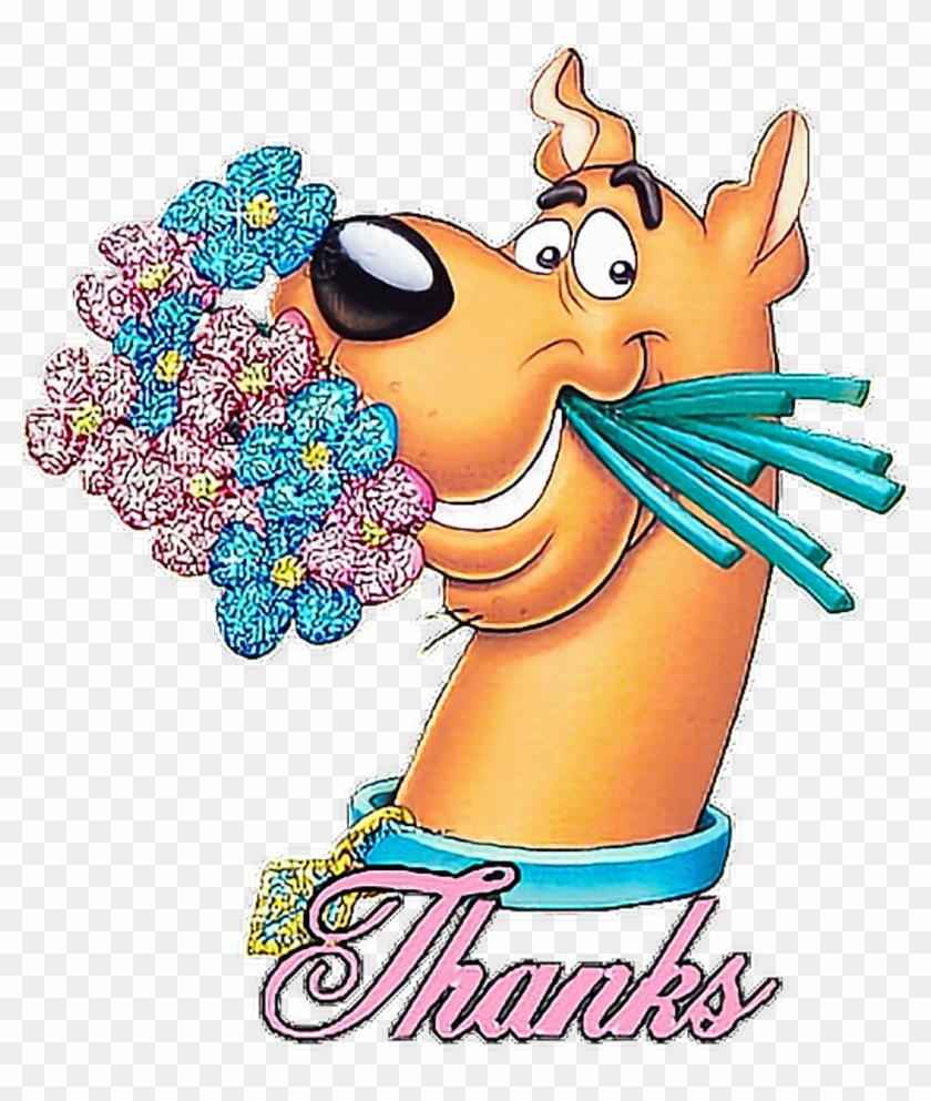 Scoobydoo Sticker - Scooby Doo Happy Birthday Gif, HD Png