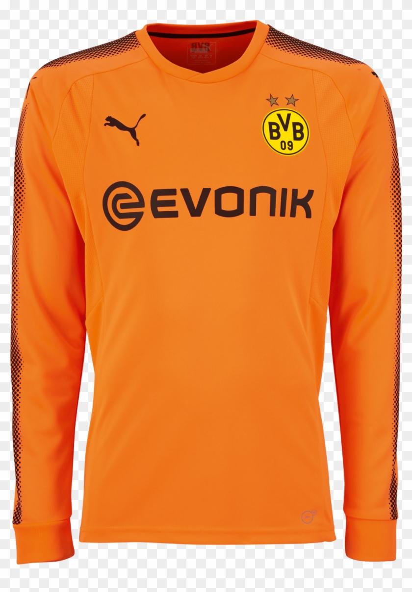 buy online 3e6c8 53c5e Borussia Dortmund Goalkeeper Jersey - Kit Dortmund 17 18, HD ...