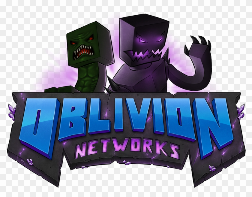 Logo 2017 02 06 - Server Icon Minecraft Oblivion, HD Png