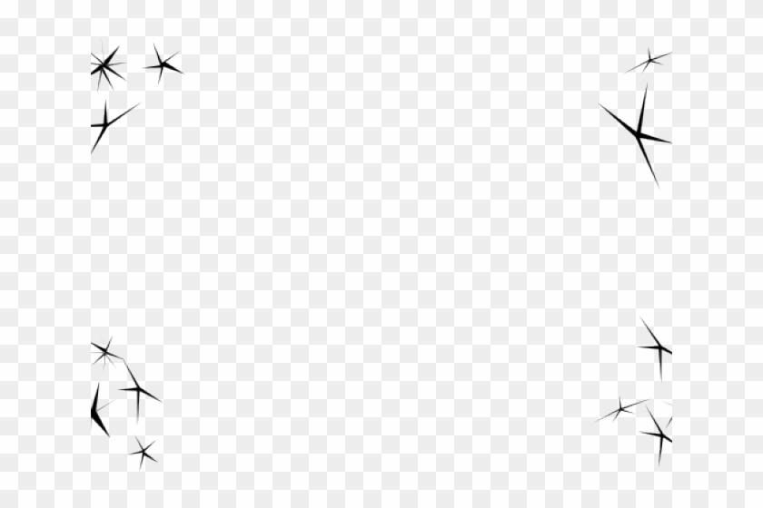Sparkle white. Clipart black and illustration