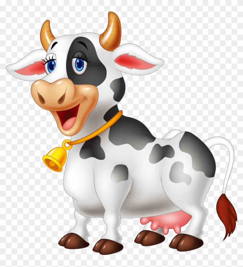 Farm Livestock Cartoon Cow Cattle Free Clipart Hd Clipart Cow Kids Cartoon Png Transparent Png 1024x1078 3578219 Pngfind