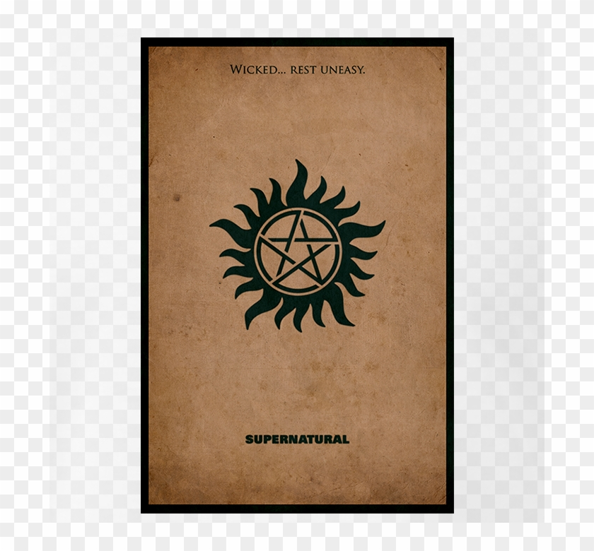 supernatural tattoo designs