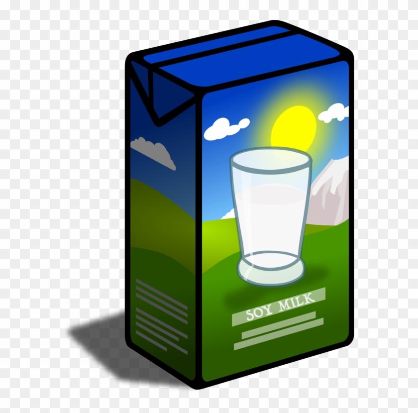 Milk Carton Kids Soy Milk Smoothie Caixa De Leite Desenho Hd