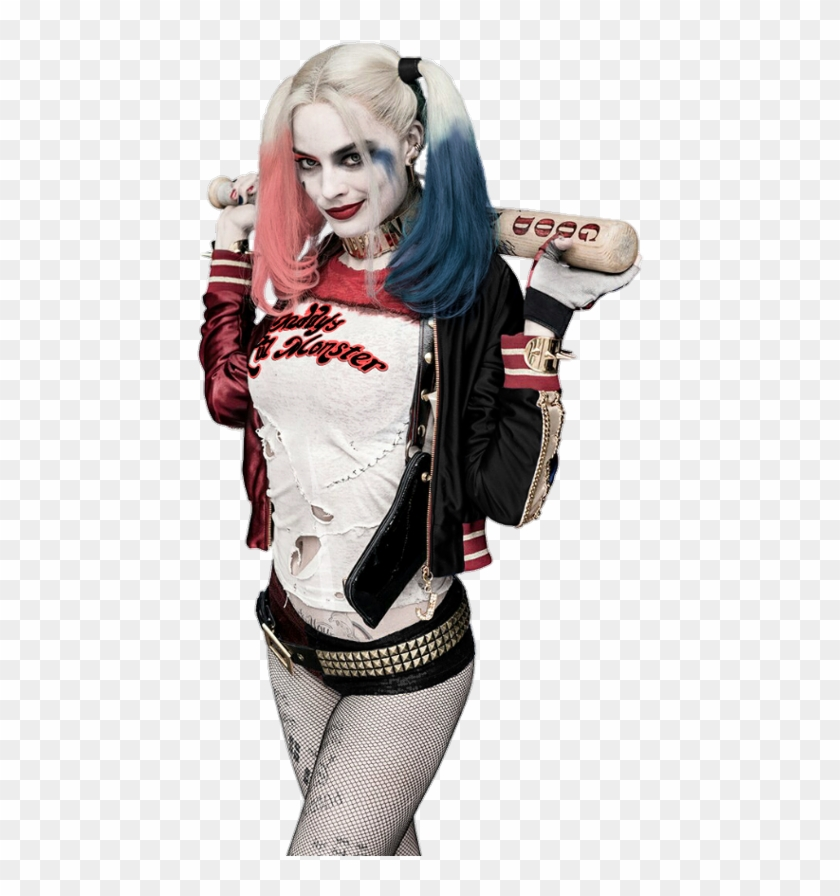 Iphone Harley Quinn Wallpaper 4k, HD Png Download