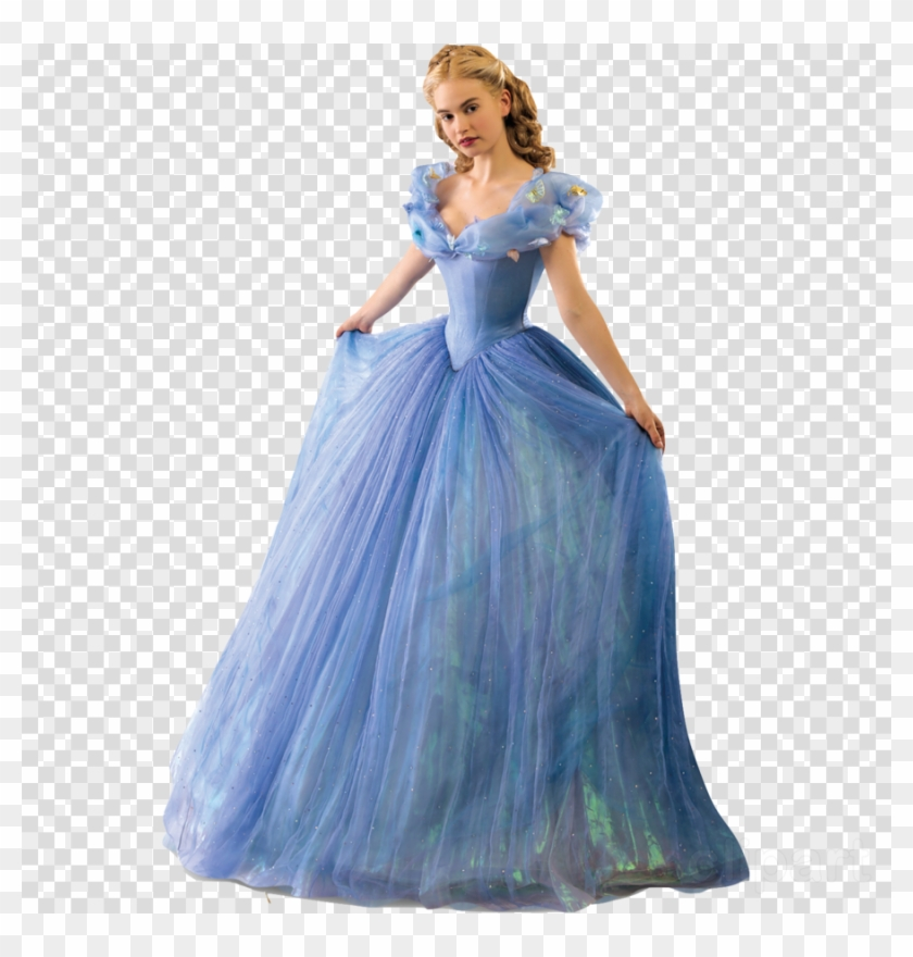 Cinderella Ball Gown Clipart Ball Gown Dress Cinderella Ball Gown Live Action Hd Png Download 900x900 3614427 Pngfind
