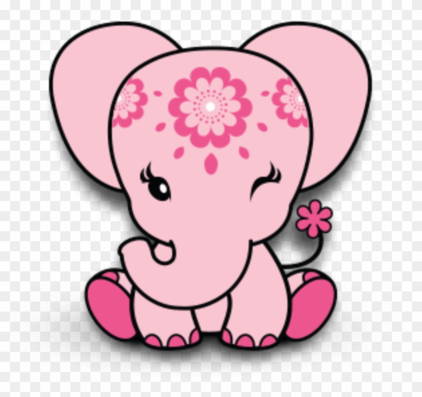 Cute Pink Elephant Png Download Elephant Cartoon Baby Shower Pink Transparent Png 1025x916 3616022 Pngfind Colorful lined seamless elephant vector background. cute pink elephant png download
