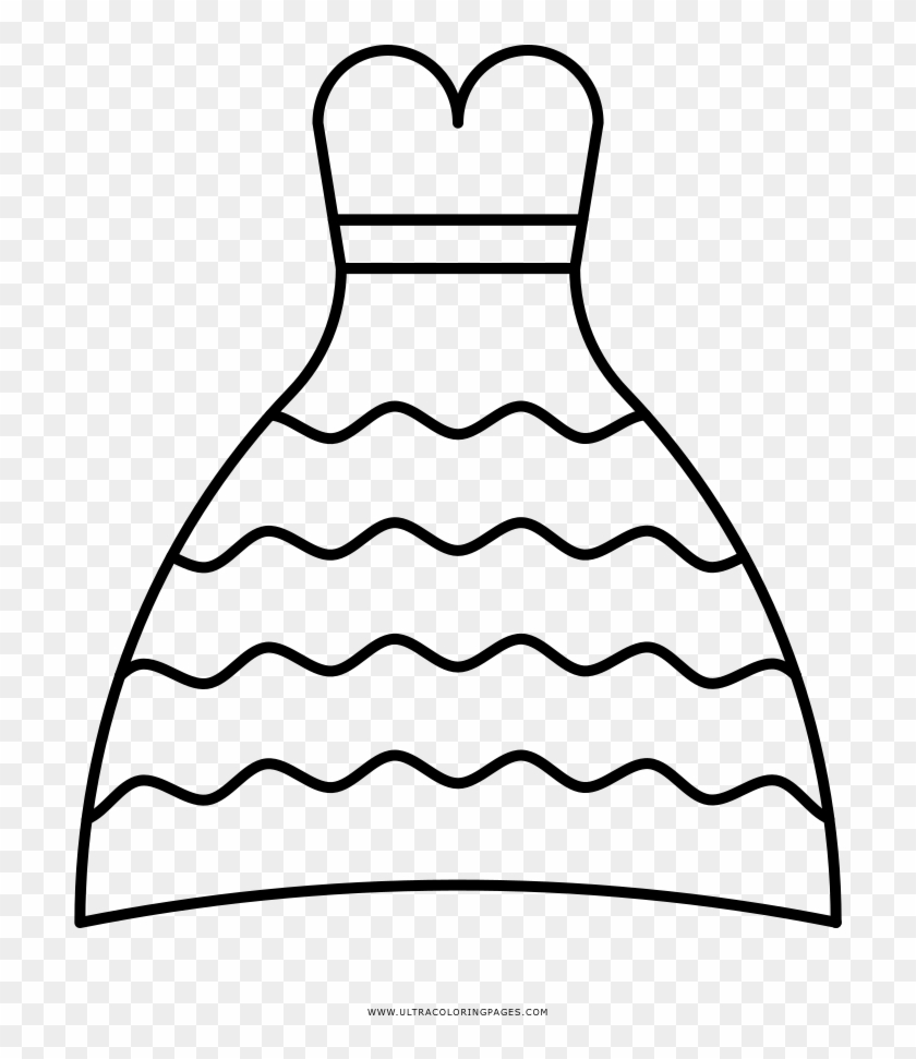 C Coloring Pages Photo Dibujos De Vestidos Para Pintar Hd