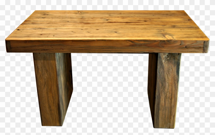 Exceptionnel Coffee Table, Side Table From Old Wood   Old Wood Table Png ...