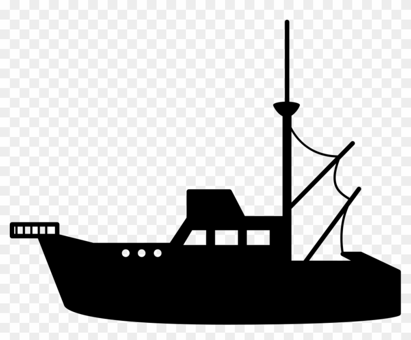 Download Boat Svg Png Barco Icono Transparent Png 981x766 3632833 Pngfind