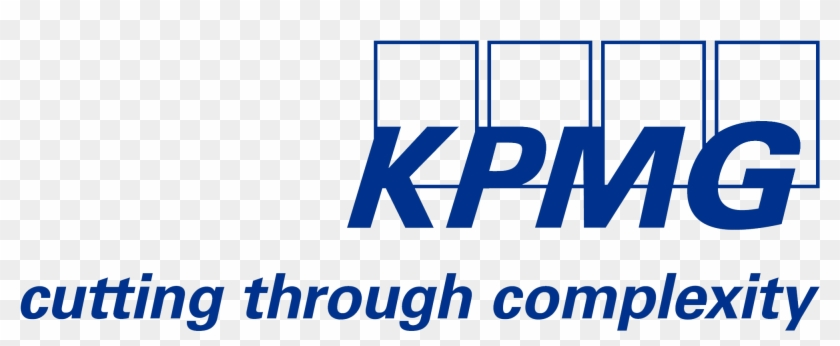 Kpmg Cutting Through Complexity Logo Png , Png Download