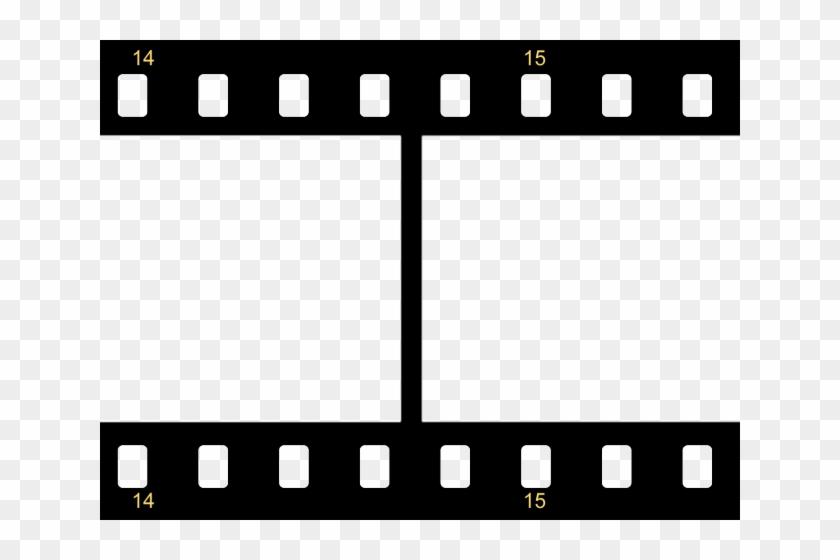 Movie Reel Border - Rd Films, HD Png Download - 640x480