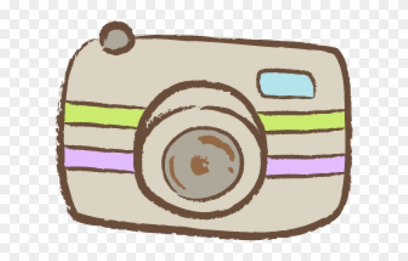 Photo Camera Clipart Camera Sketch Cute Icons Tumblr Png