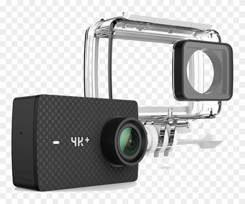 Yi 4k Review - Yi 4k Action Camera Waterproof Case, HD Png