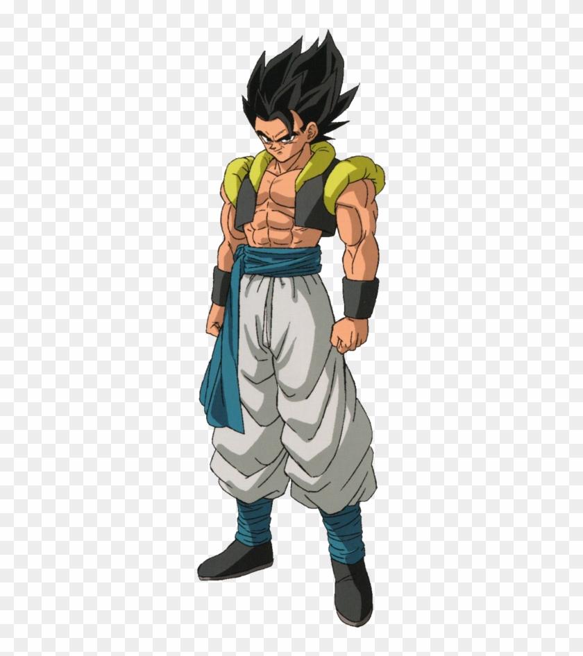 Gogeta Dragon Ball Super Broly Gogeta Blue Design Hd Png Download