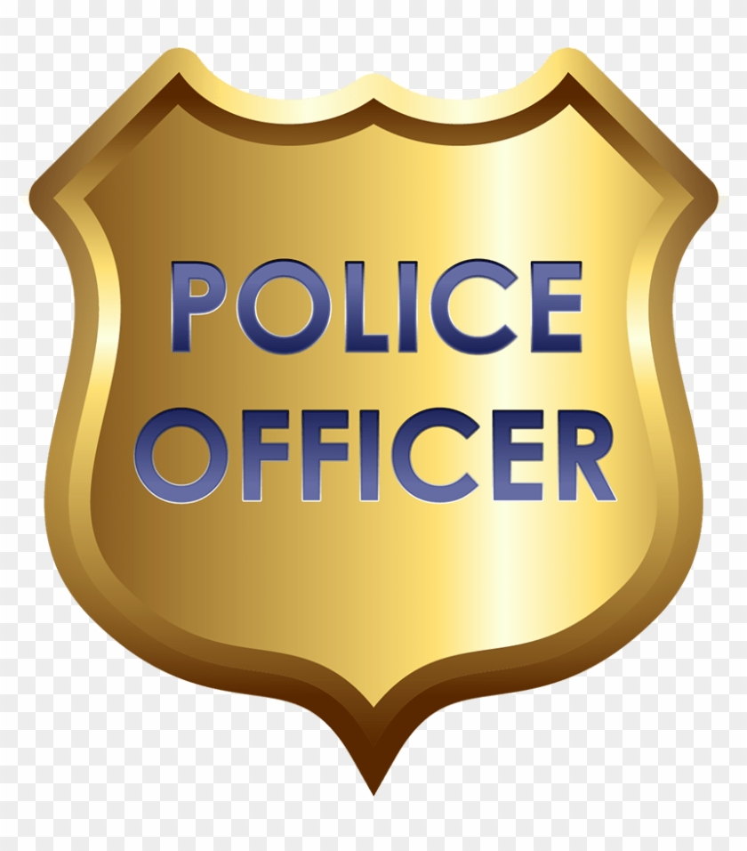 graphic relating to Printable Police Badges identified as Printable Badges For Little ones - Law enforcement Badges, High definition Png Down load