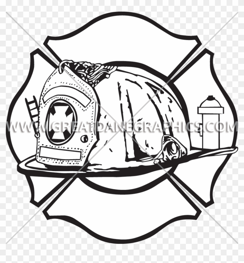 Image Free Library Fire Helmet Drawing At Getdrawings
