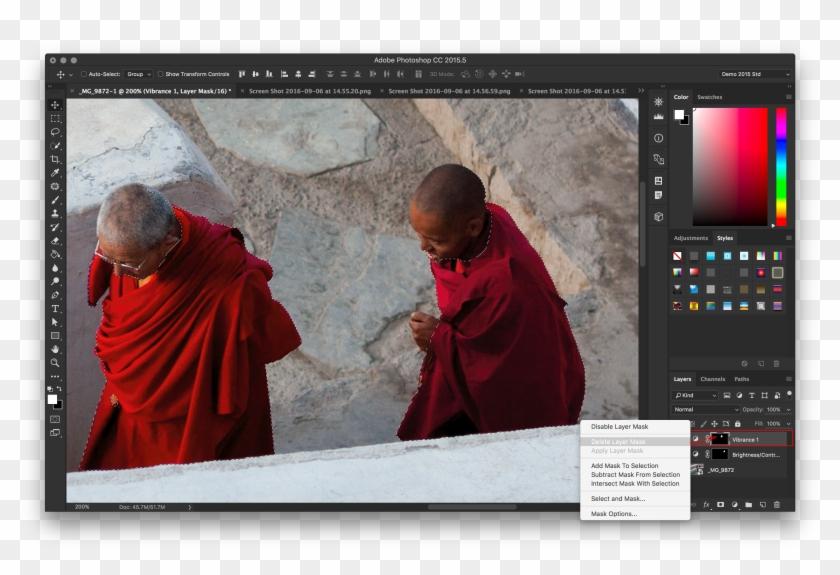 Photoshop Delete Selection To Transparent Adobe Photoshop