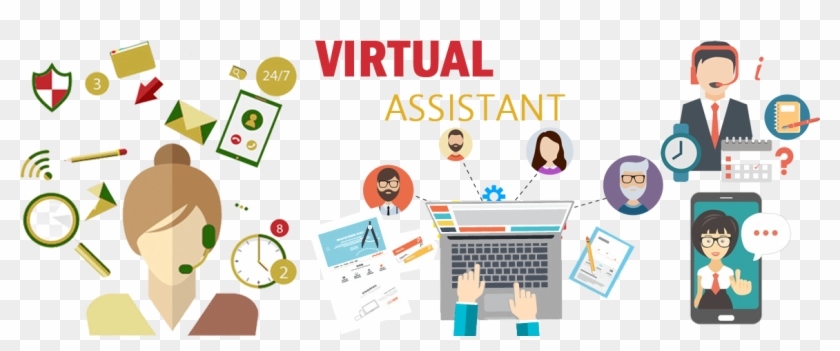 Personal Assistant Graphic, HD Png Download - 1200x441