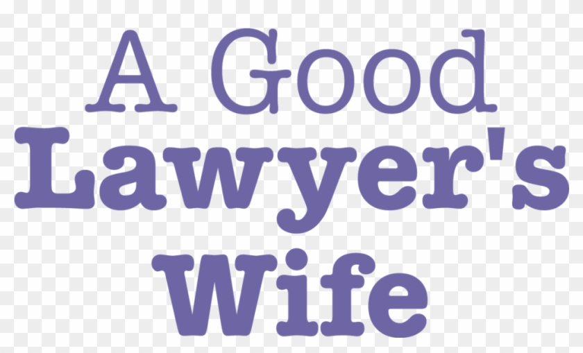 Temporary A Good Lawyer's Wife - Electric Blue, HD Png