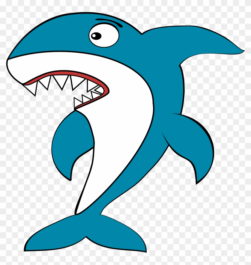 Cartoon Shark Clipart At Getdrawings Shark Cartoon Pictures Transparent Background Hd Png Download 1697x2400 3743498 Pngfind