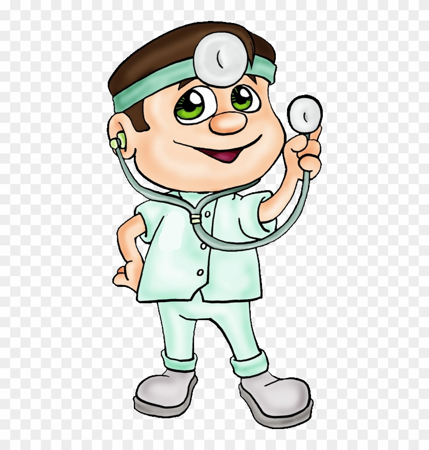 Doctor Dibujo Animado Png