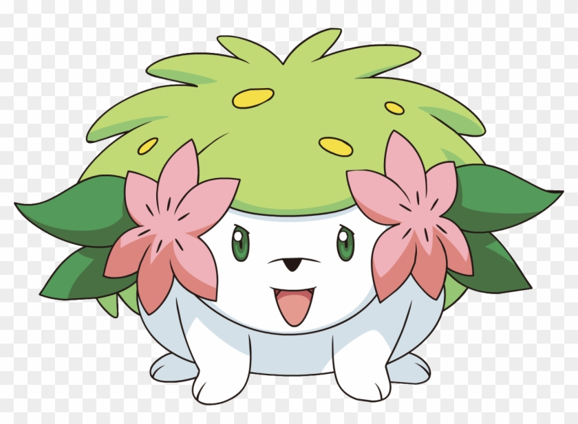 Shaymin Sky Form Coloring Pages - Coloring Home | 617x840