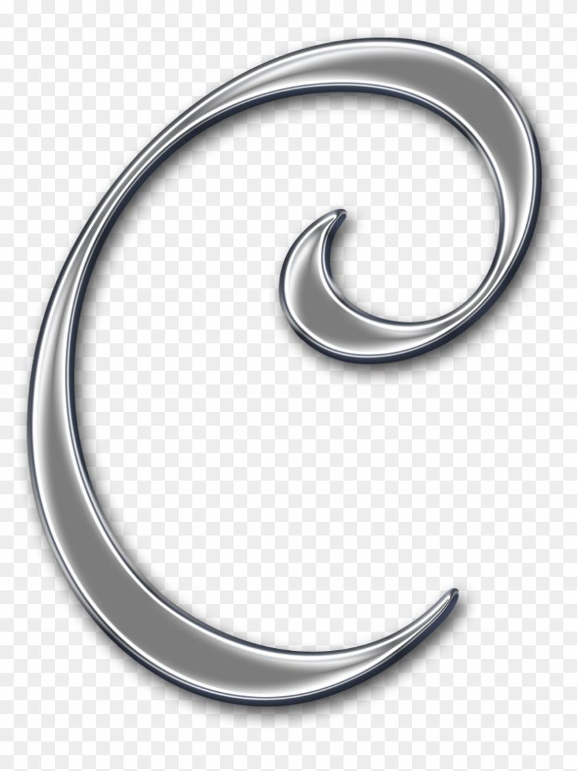 Letter C Template Fancy Letter C Png Transparent Png