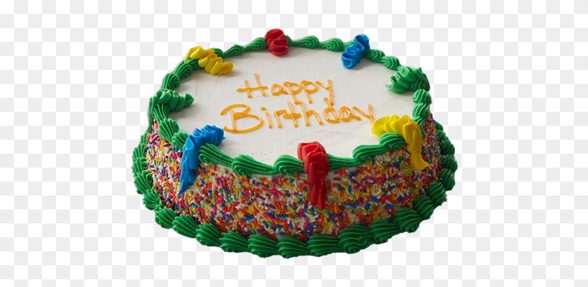 Tremendous Birthday Sprinkle Cake Carvel Cakes Hd Png Download 600X600 Funny Birthday Cards Online Necthendildamsfinfo